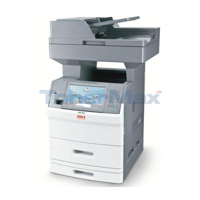 Okidata MB780 MFP